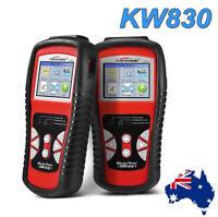 KW830 AL519 CAN Car Auto OBD2/EOBD OBDII Diagnostic Scan Tool Fault Code Reader