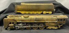 United PFM HO Scale Brass New York Central Niagara 4-8-4 - DNR - Good Condition