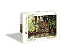 Clementoni 32537 Leopard 2000 Pieces High Quality Collection Puzzle