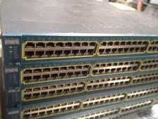 Cisco Catalyst 2950 Series 48-Port  Switch WS-C2950G-48-EI TESTED