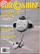 Air Combat March 1989 Singapore F-5E Tigers Tornado USAF Stealth Heron-26 UAV