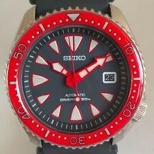 Seiko 7002-7000 Vintage Divers MNSTR Automatic Watch Mod #256