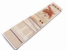 50 Stück Bordüren (0,95 Euro/Stück) Fliesen Bad Bordüren FS25 beige 19,8x4,8cm