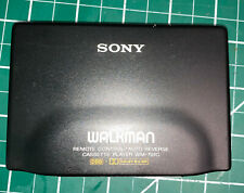 Sony Stereo Cassette Walkman Player WM-701c Dobly B and C Black Japan RARE