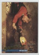 1995 Baywatch #46 Rescue Land rescues are every bit as challenging… Card 0b6