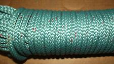 "5/16"" (8mm) x 54' Mainsheet Line,  12-Strand Braid Sail Line, Boat Rope -- NEW"