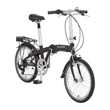 Prophete Alu-Rahmen 7-Gang-Shimano-Kettenschaltung City- Fahrrad Klapbar +Tasche