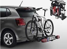 Volkswagen Zubehör Fahrradträger Compact II klappbar, für die Anhängevorrichtung