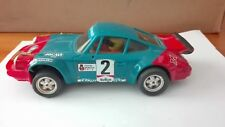 PORSCHE CARRERA RS  EXIN  SCALEXTRIC MADE IN SPAIN RALLY COSTA BRAVA 1981