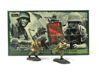 Britains 17143 British Paratroopers Bren Gun Team World War 2 Squads Set