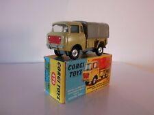 Corgi Toys 470 Forward Control Jeep FC-150 with Detachable Hood & Original box