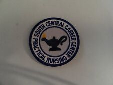 PATCH FIRE RESCUE MEDICAL SOUTH CENTRAL CAREER CENTER PRACTICAL NURSING