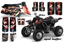 AMR Racing Yamaha Banshee 350 Decal Graphic Kit ATV Quad Wrap  87-05 MAD HTTR RK