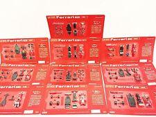 Ferrari 1/64  Kyosho x Dydo Promo F1 Vol.1 Complete 10 Cars lot Unassembled F/S