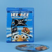 Ice Age Continental Drift Blu-Ray + DVD Bilingual - GUARANTEED