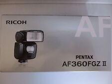 New Pentax Automatic Flash AF360FGZ II for K3,K-5 II ,K-5 II s,K50
