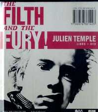 THE FILTH AND THE FURY di Julien Temple DVD FILM+LIBRO SEALED