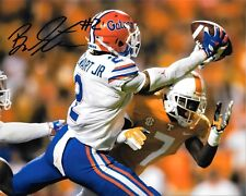 BRAD STEWART JR HAND SIGNED FLORIDA GATORS 8X10 PHOTO W COA 0d02f9d7a