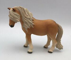 Schleich ICELANDIC MARE HORSE Island Pony 2014 Animal Figure13790