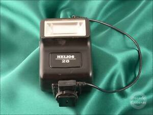 Helios 28 Flash Gun - VGC - 469/70