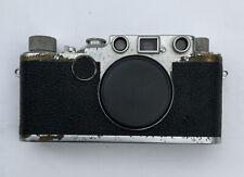 Leica LLC (IIC) corpo; SAGRI coverning, Opere dell'otturatore; Telemetro ha bisogno della CIA