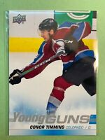 2019-20 Upper Deck Young Guns Jumbo #203 Conor Timmins Oversized Rookie Card