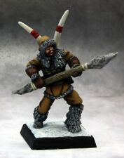 Warlord Reaper 14644 Nanoc Spearmaster unpainted