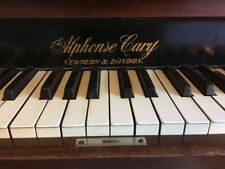 More details for 19th century harmonium made by alphonse cary