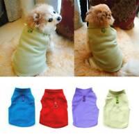 Pet Clothes Small Medium Dog Jacket Pet Dog Fleece Harness Vest Sweater Coat Hot