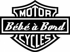 2x Road Runner Autocollant Moto Sticker Réservoir Motard pointés Bobber v2 mg334