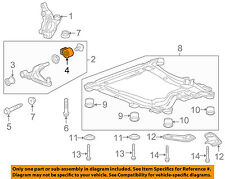 GM OEM Lower Control Arm-Front-Bushings 13334021