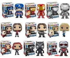 Captain America Diamond Select Action Figures