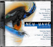 New wave Classics/2-cd/NEUF + OVP-sealed!