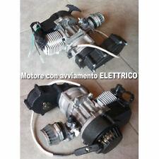 Motore Con Avviamento Elettrico Per Miniquad ATV 49cc