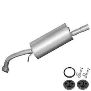 Exhaust Resonator Pipe Fits 2002-2003 Mazda Protege 5