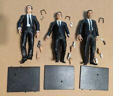Reservoir Dogs Mezco Action Figures Lot of 3 Mr. Blonde Orange White Loose