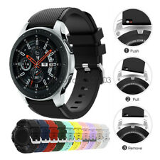 Silicone Sport Bracelet Wristband Watch Band Strap For Samsung Galaxy Watch 46mm