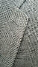 Vestimenta Mens 42R 4 Season Gray Travel SILK CASHMERE Blazer Sport Jacket Coat