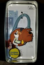 Secret Life of Pets Carabiner Clip Watch