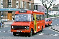 London Transport A2 NYN2Y 6x4 Bus Photo Ref L74