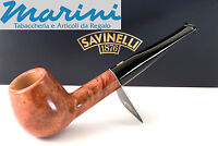 Pfeife pipes pipe Savinelli Spring 207 radica lucida dritta made in italy