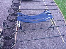 Lot 7 Epuisettes peche carpe Carp Landing Nets revendeur fishing  LION solderie