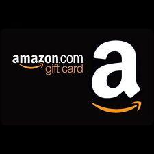AMAZON Gift Card $400 Same Day Shipping!