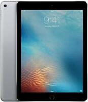 Apple iPad Pro 1st Gen. 128GB Wi-Fi + Cellular (Unlocked) 9.7in - Space Gray