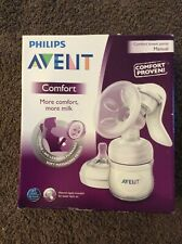 Philips Avent Comfort Breast Pump - Manual SCF330/20 - NEW/Open Box