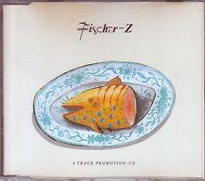 Fischer Z  CD-MAXI SAY NO  /  PROMO