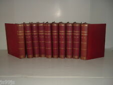 CHAMBERS'S ENCYCLOPAEDIA: A DICTIONARY OF UNIVERSAL KNOWLEDGE 1908 in 10 VOLS. w