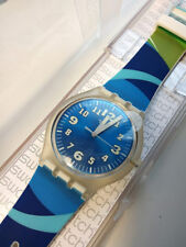 Rare Brand New Vancouver 2010 Winter Paralympics Swatch Volunteer's Watch Swiss