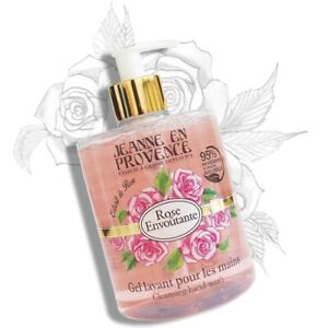 Jeanne En Provence ROSE ENVOÛTANTE LIQUID SOAP 95% Natural Ingredient 500ML