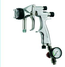 PAINT SPRAY GUN 1.3MM GENESI HTE INCLUDES ACCESSORIES NEW!